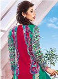 Kalakirti 1411 Multi Color Glace Cotton Designer Suit