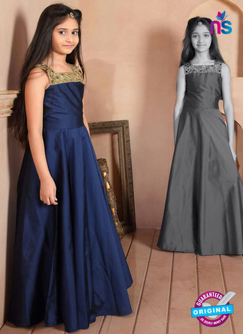 RT 14314 Blue Gown