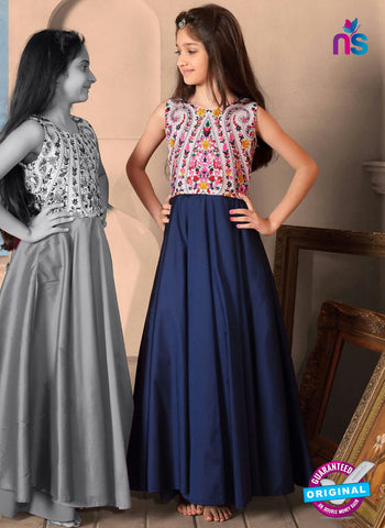 RT 14316 Blue Gown