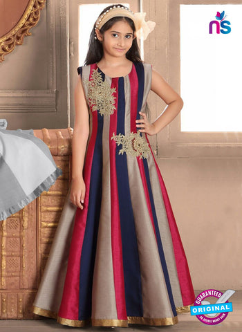 RT 14326 Multicolor Gown