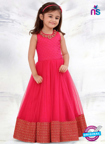 RT 14327 Pink Gown