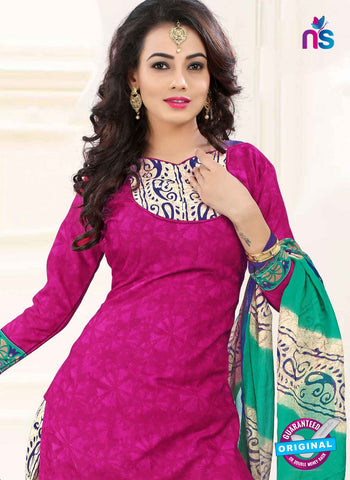 RT 16468 Pink Patiala Suit
