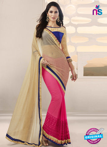 RT 14646 Pink Party Wear Saree