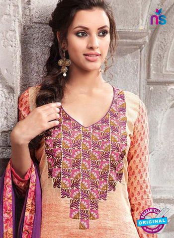 Kesari 1467 Multicolor Cotton Fomal Suit