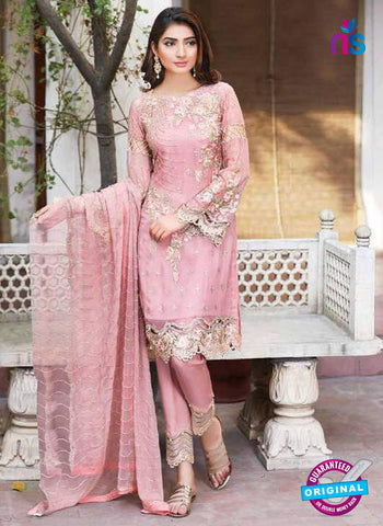 VD 61005 Pink Party Wear Suit