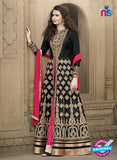 SC 12897 Black, Golden and Pink Banglori Silk Party Wear Designer Suit