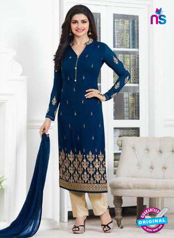 Vinay Fashion 1511 Blue Party Wear Suit