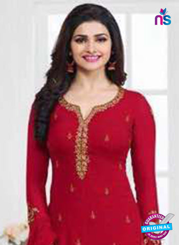 Vinay Fashion 1513 Red Party Wear Suit