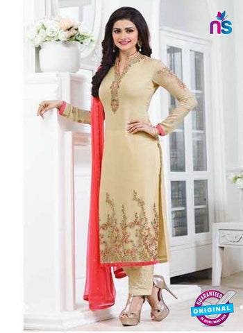 Vinay Fashion 1515 Beige Party Wear Suit