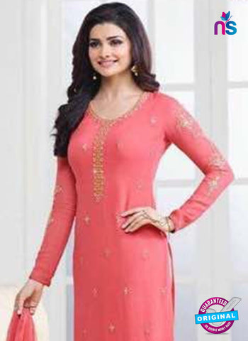 Vinay Fashion 1516 Pink Party Wear Suit