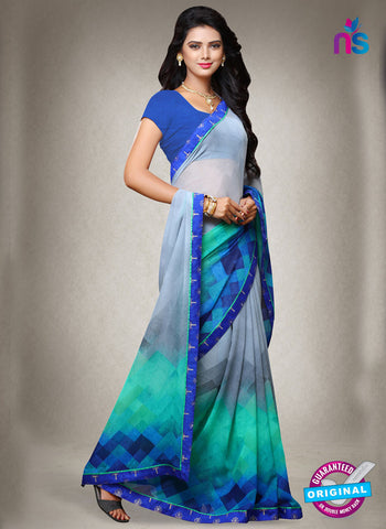 RT 15170 Multicolor Printed Casual Saree