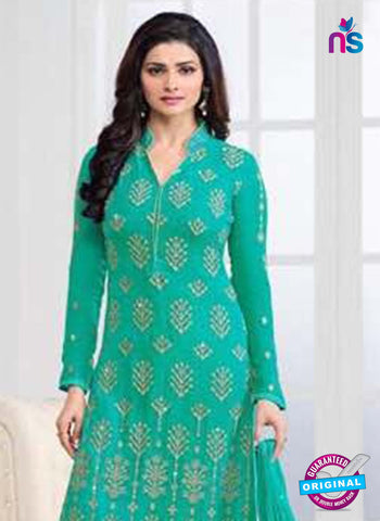 Vinay Fashion 1517 Sea Green Party Wear Suit
