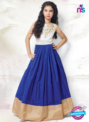 RT 15283 Blue Gown