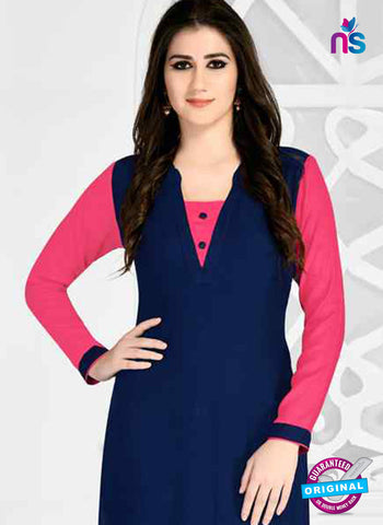 RT 15494 Blue Formal Kurti