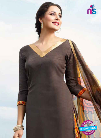 RT 15570 Grey Patiala Suit