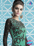 Mehak 16001 D Green Georgette Party Wear Suit Online