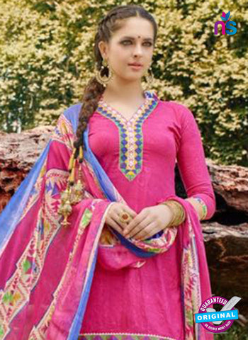 pink cotton patiala salwar suit online