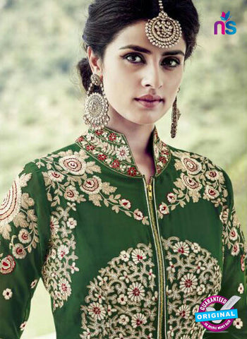 Arihant 16003 A Green Indo Western Suit