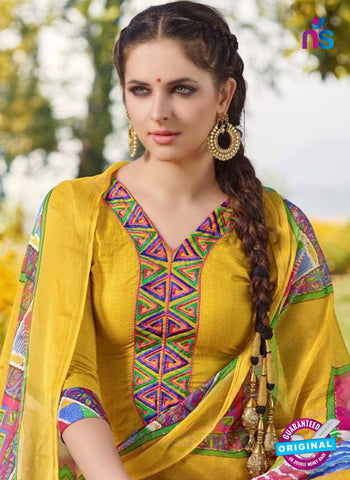 Cotton Casual Wear Patiala Salwar Suit