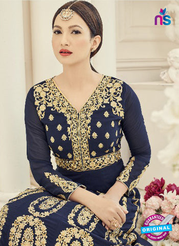 Arihant 16034 Blue Anarkali Suit