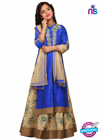 RT 16279 Blue Indo Western Suit