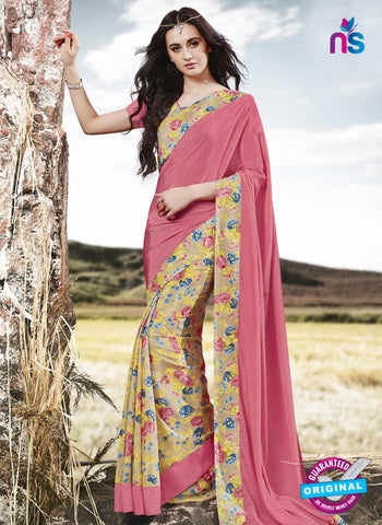 RT 16517 Beige Formal Saree