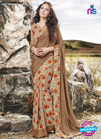 RT 16522 Beige FormalSaree
