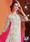 buy grey georgette designer tunics