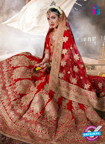 Rt 16673 Red Designer Lehenga