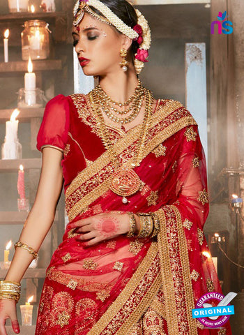 Rt 16677 Red Designer Lehenga