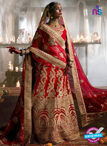 Rt 16678 Red Designer Lehenga
