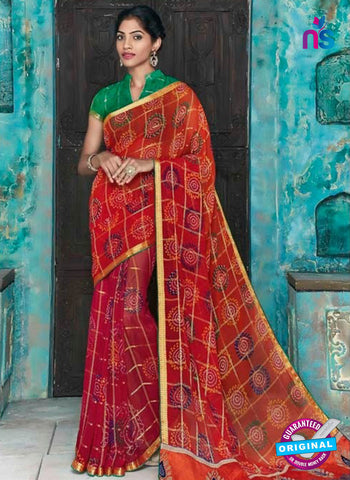 AZ 2009 Multicolor Georgette Fancy Formal Saree