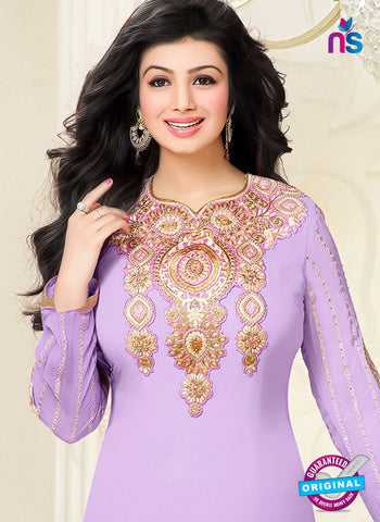 RT 17390 Purple Party Wear Suit
