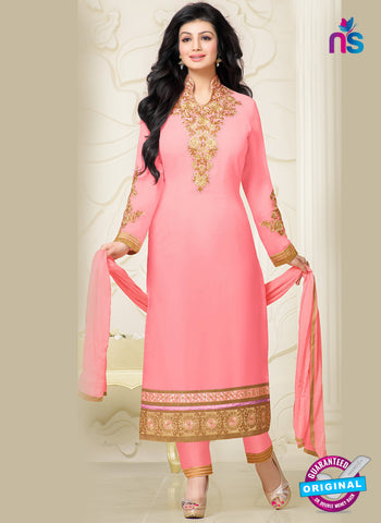 RT 17393 Pink Party Wear Suit