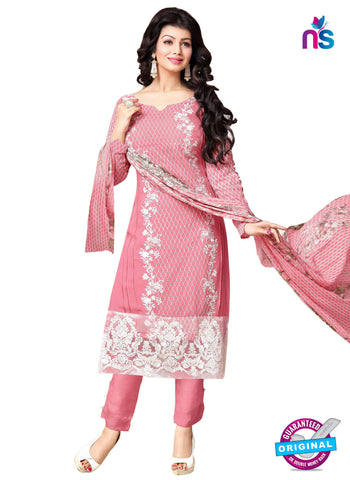 RT 17397 Pink Party Wear Suit