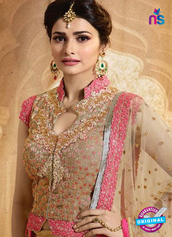 Vinay Fashion 17431 Pink Georgette Wedding Lehanga Online Shopping