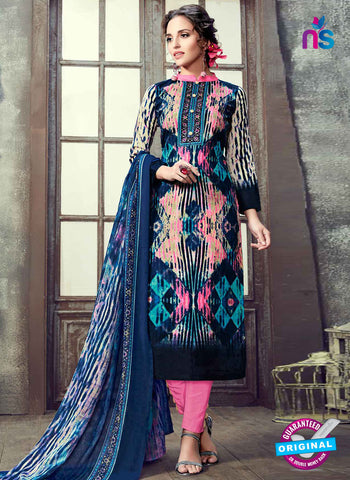 RT 17937 Multicolor Cotton Suit