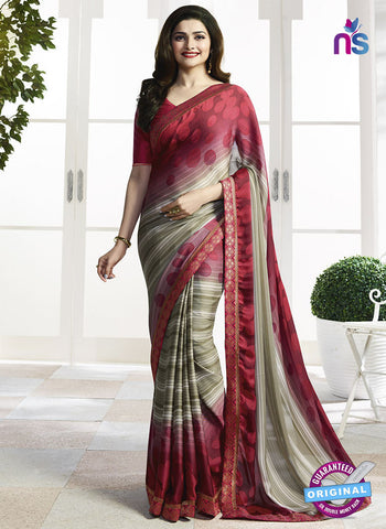Vinay Fashion 17980 Grey Casual Saree