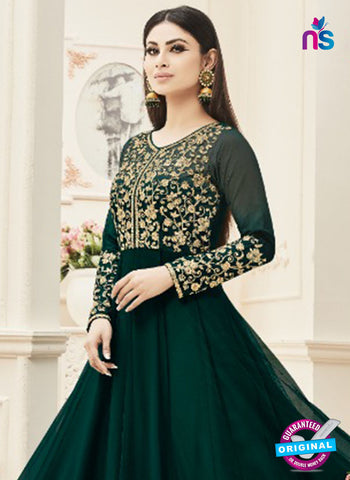 Arihant 18002 E Green Anarkali Suit