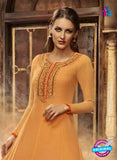 buy Georgette Anarkali Suit