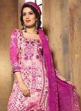 NS11403 C  Pink Color Cotton Designer Suit