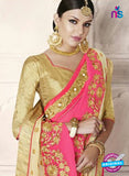 red party wear sarees
