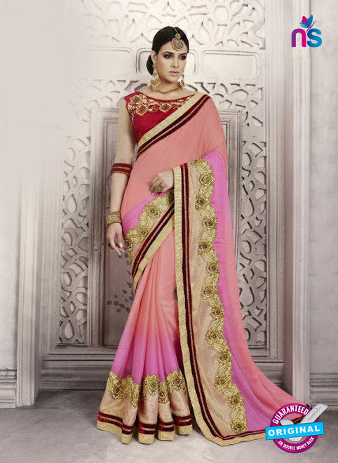 Georgette Party Wear Saree