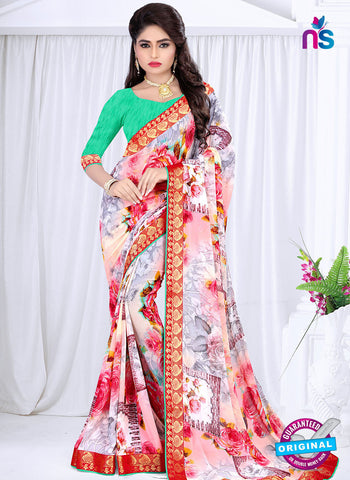 RT 19051 Multicolor Casual Saree