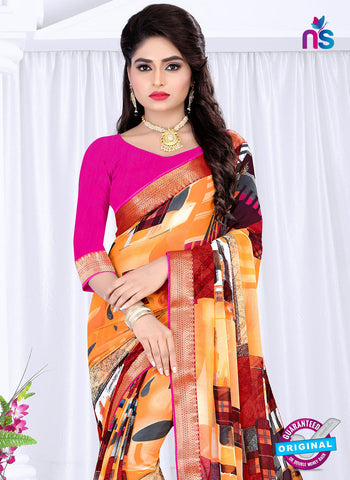 RT 19058 Multicolor Casual Saree