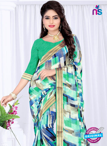RT 19060 Multicolor Casual Saree