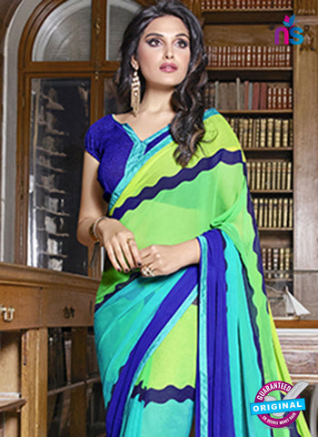 RT 19556 Multicolor Casual Saree