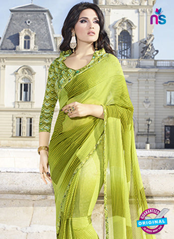 RT 19561 Green Casual Saree