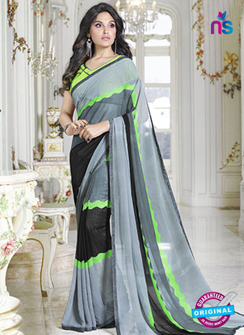 RT 19565 Grey Casual Saree