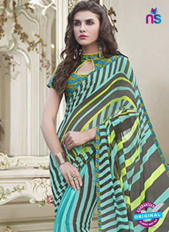 RT 19567 Multicolor Casual Saree
